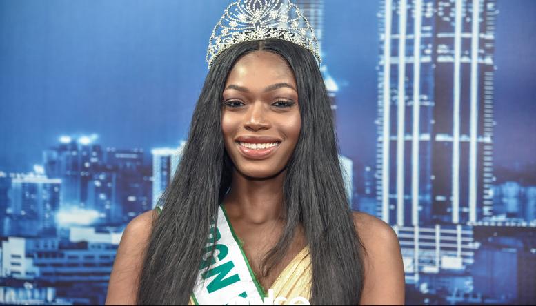 Miss Nigeria : Nyekachi Douglas