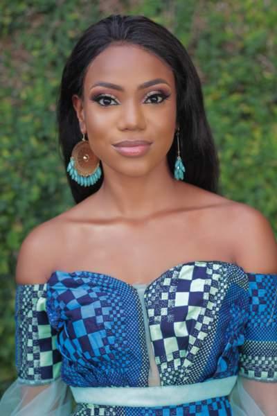 Miss Sierra Leone : Enid Jones-Boston