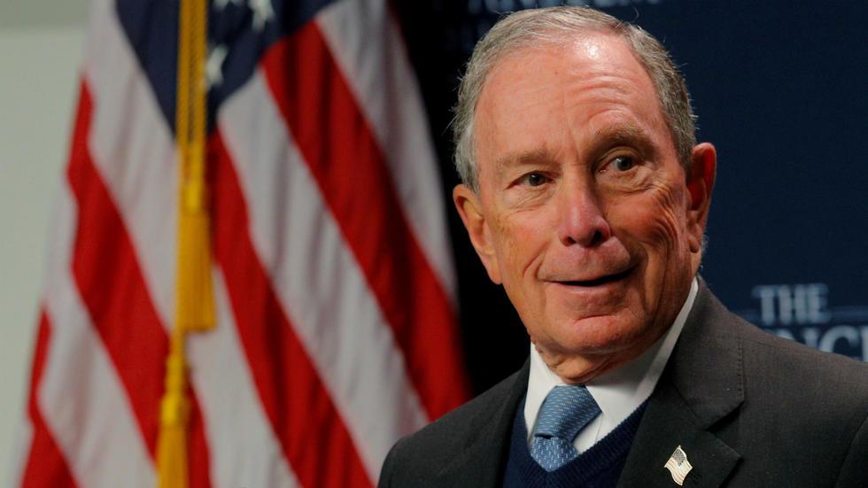 Présidentielle américaine 2020 : Le milliardaire Michael Bloomberg se lance dans la course chez les démocrates