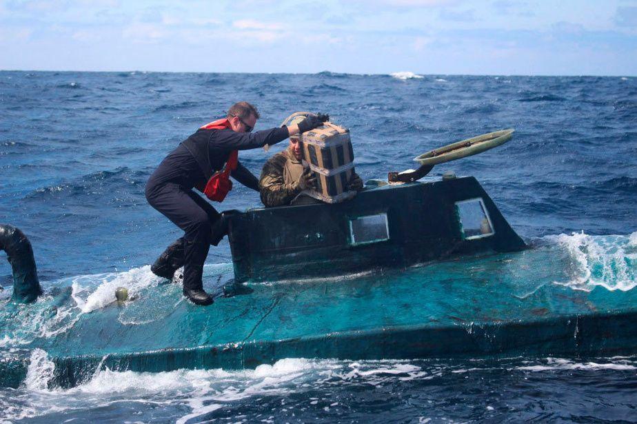 Espagne : un sous-marin chargé de cocaïne intercepté par la police