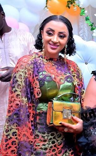 PHOTOS - Admirez la belle tenue de Sokhna Aidara Seck