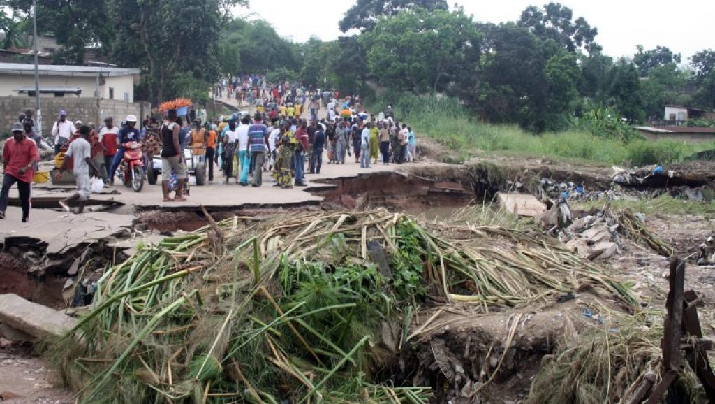 Congo-Brazzaville: Des dégâts immenses après les inondations