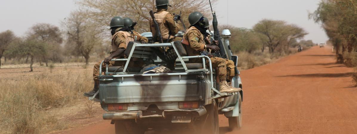 Attaques jihadistes : Washington déconseille à ses ressortissants de visiter le Burkina Faso
