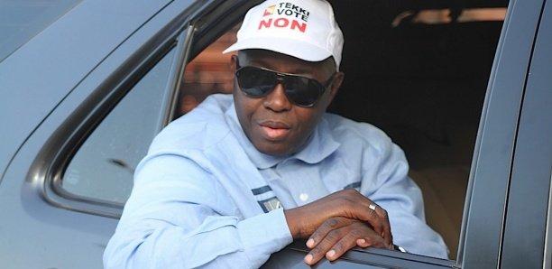 Attribution de nouveaux blocs d'hydrocarbures: Mamadou Lamine Diallo affiche son opposition