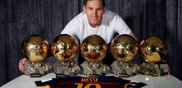 Lionel Messi Ballon d'Or ? Un média espagnol confirme