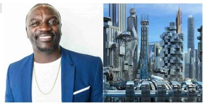 «Akon City»: Akon construit sa propre ville au Sénégal