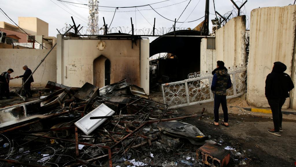 Crise dans le sud de l'Irak: Bagdad dépêche les militaires auprès des gouverneurs