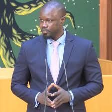 """Ousmane Sonko: """"Il y a du blanchiment d'argent à l'Assemblée nationale"""""""