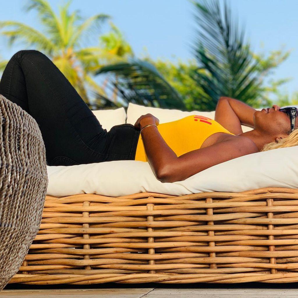 PHOTOS - Coumba, la fille du milliardaire Babacar Ngom met en avant ses atouts de femme