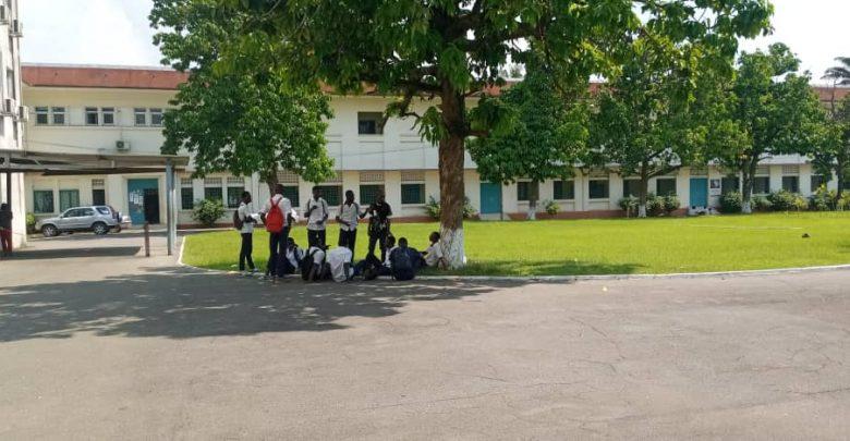 Abidjan: Plusieurs blessés lors d'une manifestation d'élèves au Lycée technique de Cocody
