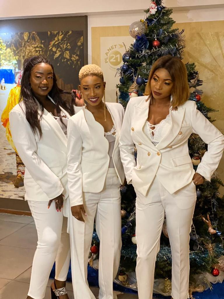 PHOTOS - Les membres du groupe Safari au top de leur forme