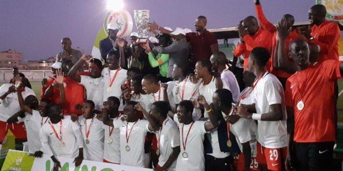 Challenge des champions: Diambars remporte la première édition devant Gorée