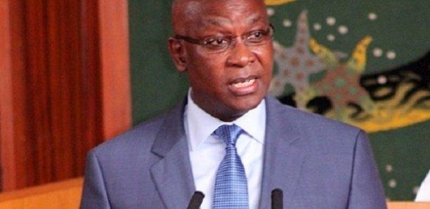 Contrat d'affermage de Suez group: Les éclairages du Ministre Serigne Mbaye Thiam