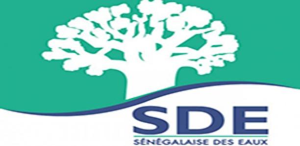 Grève de l'eau: la SDE menace d'arrêter la fourniture, ce mardi, à 15h