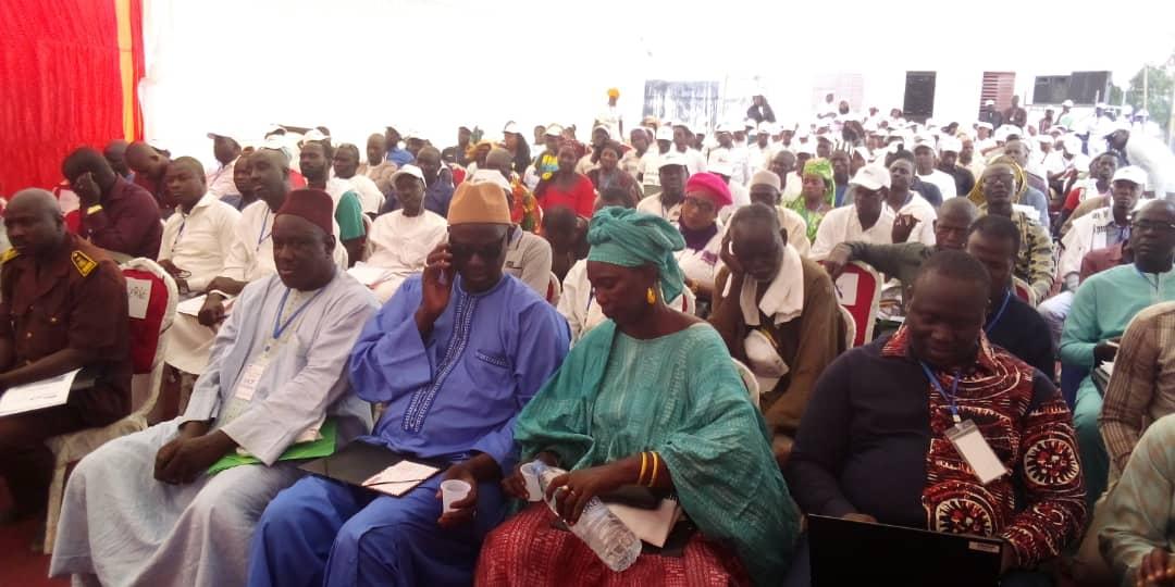 KOUNGHEUL - Journées économiques des terroirs du département avec la GIZ /Réussir au Sénégal  (PHOTOS)
