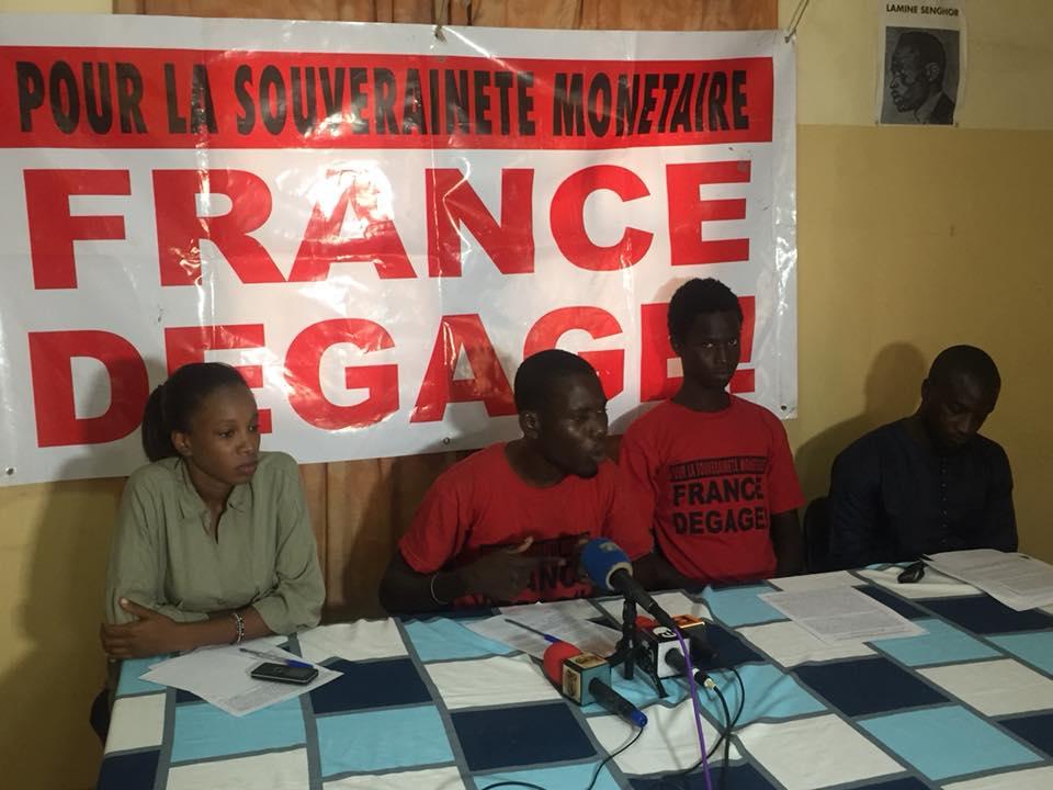 Hausse du prix de l'électricité: Frapp/France dégage annonce une nouvelle manifestation le 13 décembre prochain
