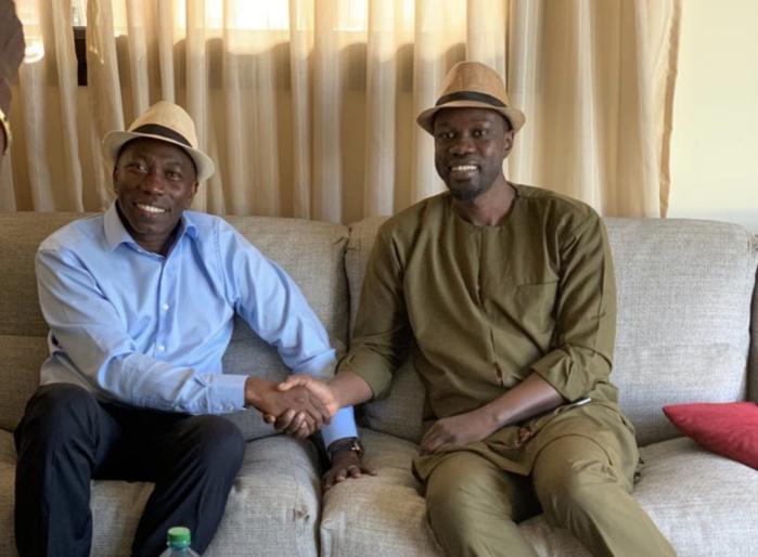 Présidentielle en Guinée Bissau : Ousmane Sonko  apporte son soutien à Domingos Simoes Pereira, candidat du PAIGC