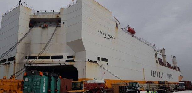 Affaire de la drogue saisie au Port : Le capitaine du bateau a  aussi quitté le Sénégal