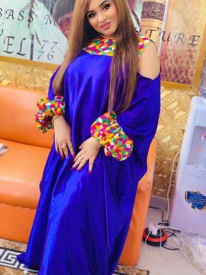 PHOTOS – Diarra Vaz, la très «diongué» épouse de Bass Thioung. Regardez !!!