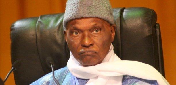Présentation de condoléances: Me Abdoulaye Wade se rendra  cet après-midi, chez Senghor