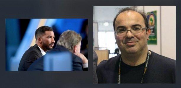 """Frank Simon à Habib Bèye: """"Il faut respecter les gens, respecter le Ballon d'Or, il n'est pas…"""""""