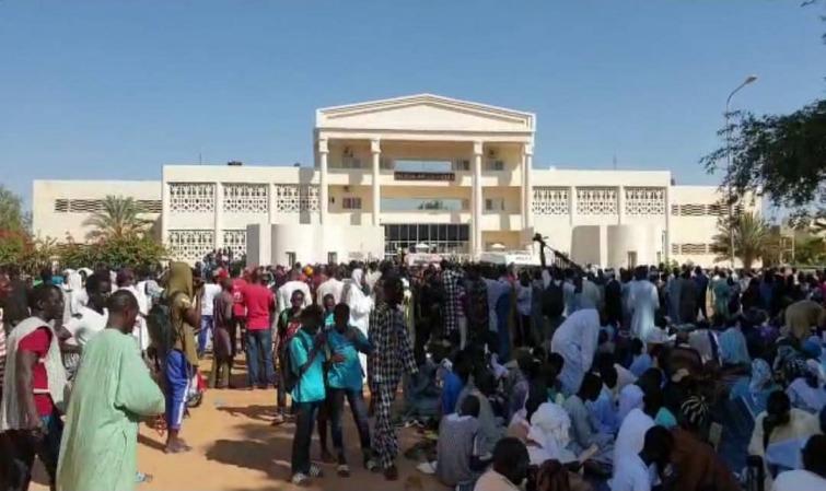 Cheikouna Guèye et Gie, condamnés à 2 ans avec sursis: Le verdict stoïquement accepté
