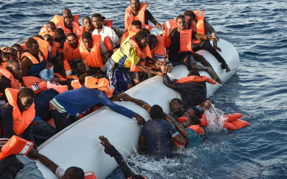 Au moins 58 migrants morts dans un naufrage au large de la Mauritanie (OIM)