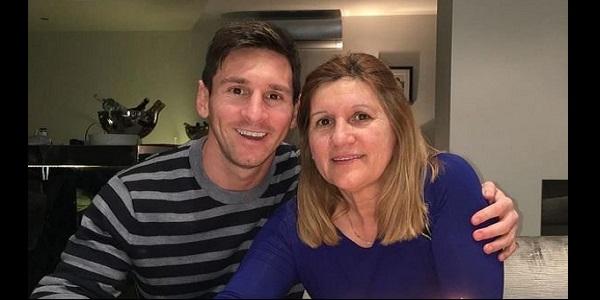 Lionel Messi: Sa mère le critique durement après son 6e ballon d'Or