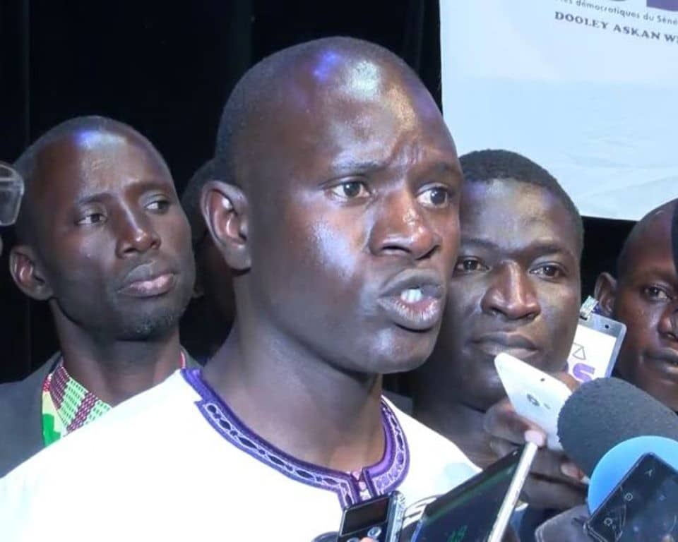 Interné à l'infirmerie de Rebeuss: Dr. Babacar Diop en grève de la faim, souffre