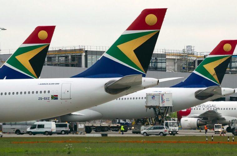 Nouveau plan de sauvetage pour la South African Airways