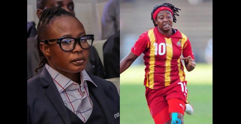 Ghana: l'ancienne capitaine de l'équipe nationale féminine révèle avoir eu son premier rapport s*xuel à 32 ans
