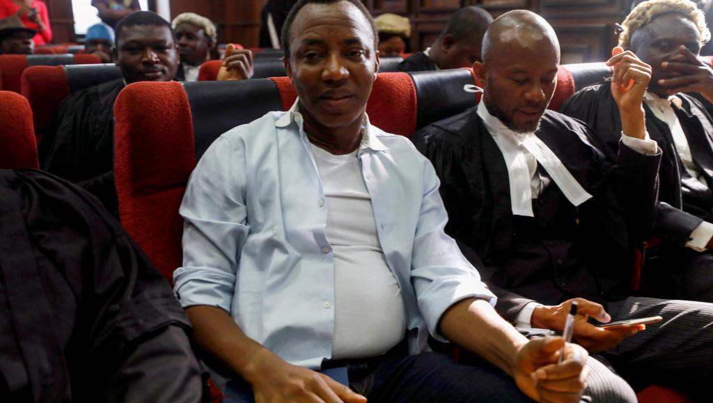 Nigéria: Les réactions se multiplient suite à l'arrestation d'Omoyele Sowore