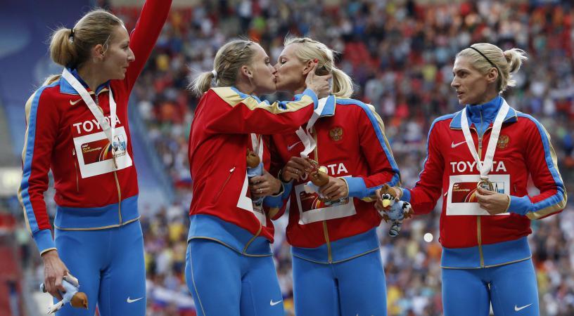 La Russie exclue des Jeux Olympiques pendant quatre ans