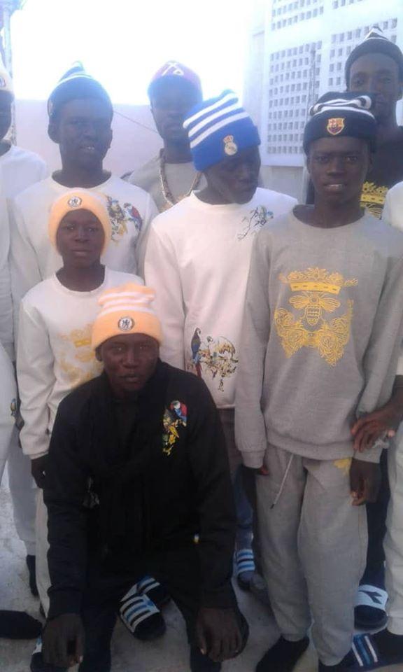Arrêt sur image: Voici les migrants rescapés du naufrage en Mauritanie
