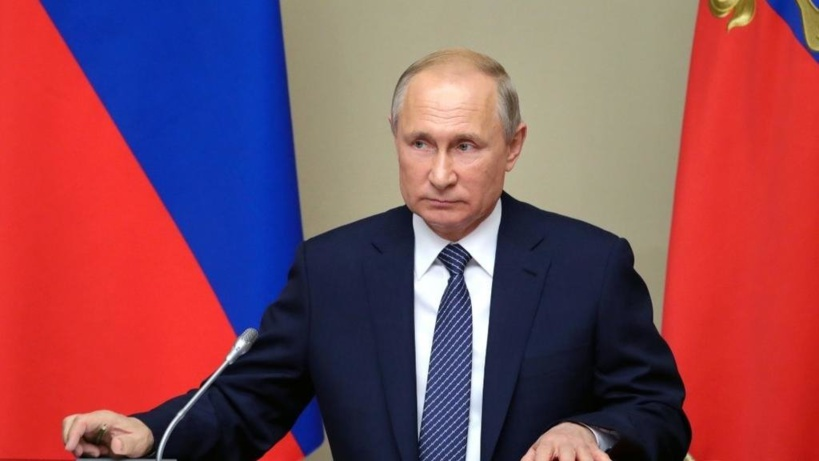 Exclusion de la Russie pour 4 ans des compétitions internationales : La colère de Poutine