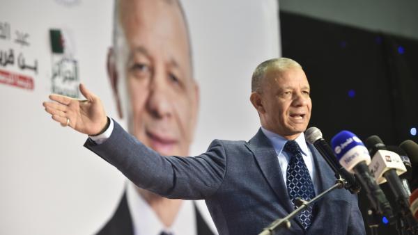 Présidentielle en Algérie: Qui sont les candidats ?