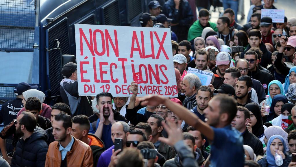 Algérie: Les rassemblements se poursuivent avant la présidentielle