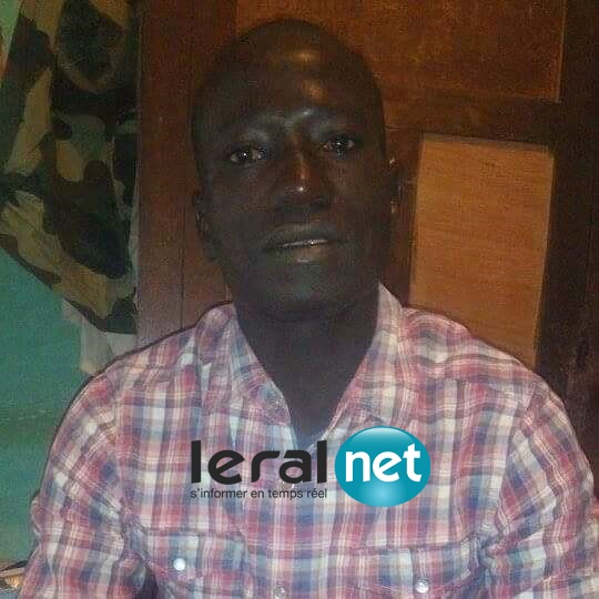 PHOTOS - Voici Blaise Gabriel BASSE, le policier qui s'est suicidé au marché Sandaga