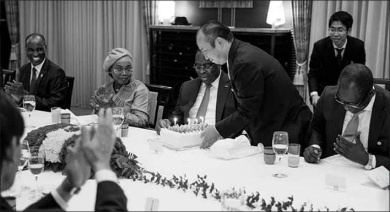 Anniversaire: Macky Sall célébre ses 58 ans en Egypte