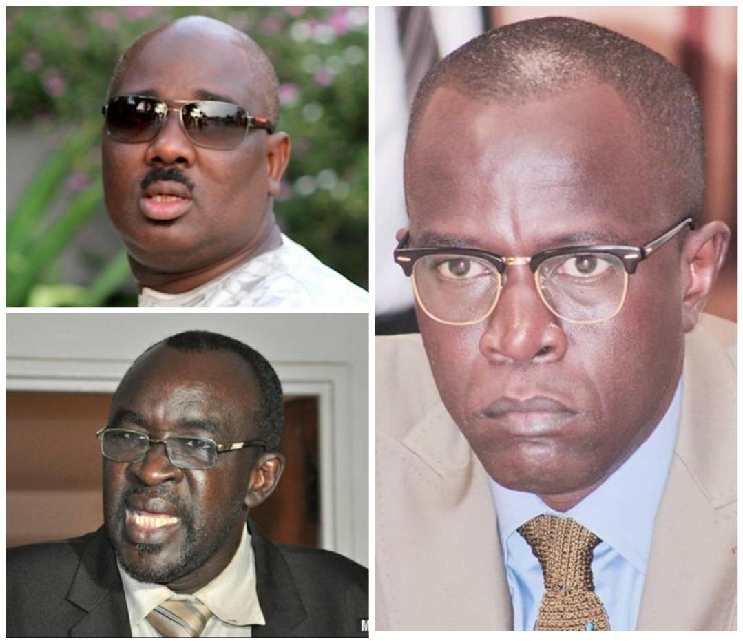Sorties croisées Cissé Lo, Farba Ngom, Yakham Mbaye : il y aura du feu et du déballage, ce soir