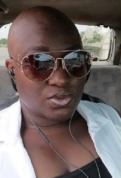Adwowa Obeng, la ghanéenne qui n'a jamais eu de cheveux en 22 ans fait des confidences