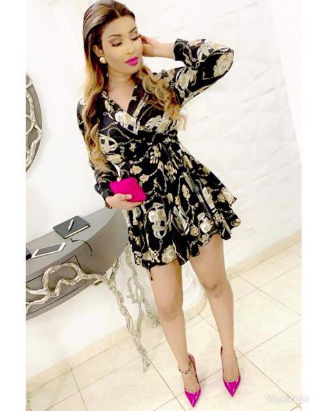 Les nouvelles photos torrides de l'actrice Soukeyna