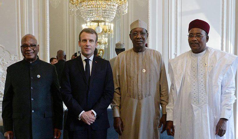 Rock Marc Christian Kaboré: « la forme et le ton utilisés par Macron posent problème »