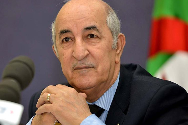 Algérie: Abdelmadhid Tebboune élu président avec 58,15%