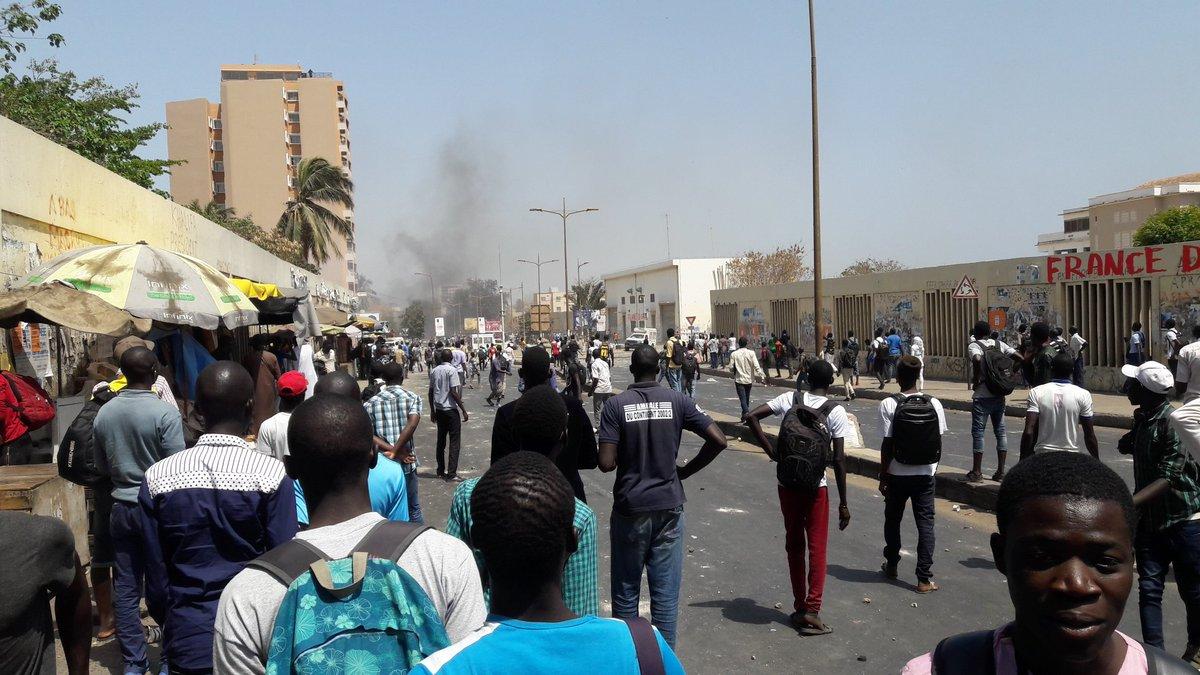 Pour la libération de Babacar Diop : Les étudiants dans la rue aujourd'hui