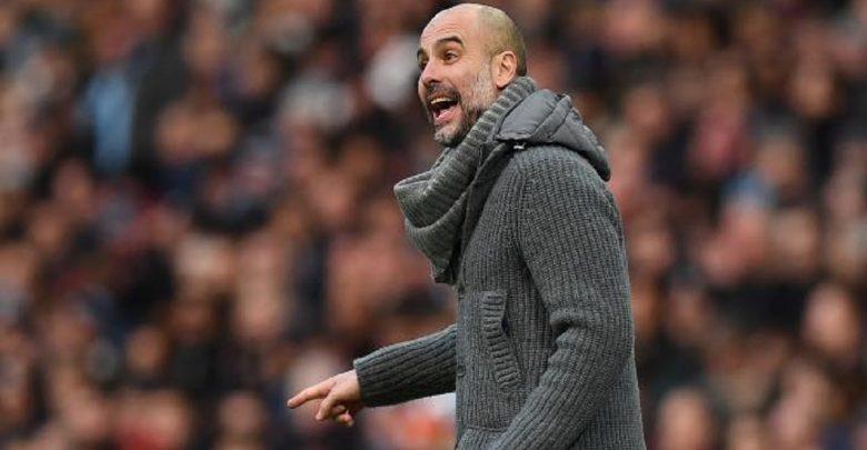 Manchester City: Pep Guardiola interdit aux joueurs d'assister à la fête de Noël