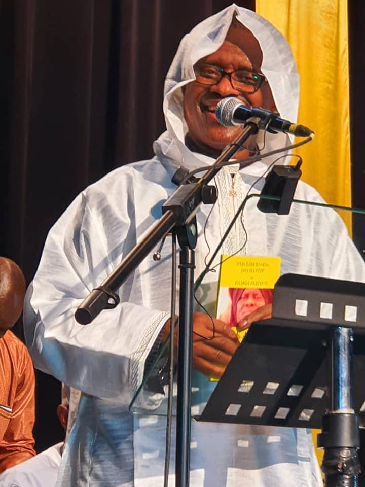 """Revivez en images la cérémonie de présentation du livre """"Ndaxam BAMBA dajna Fepp"""" du Général de BAMBA à Sorano"""