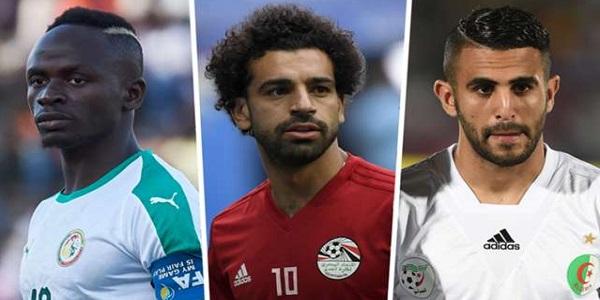 Découvrez les 5 meilleurs buteurs africains de premier league cette saison
