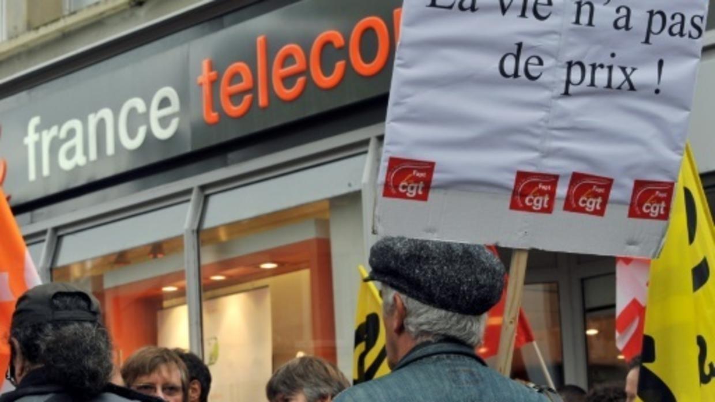 France Télécom et son ancien PDG condamnés pour harcèlement moral !