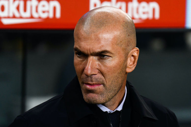 Espagne : Zidane victime d'un cambriolage